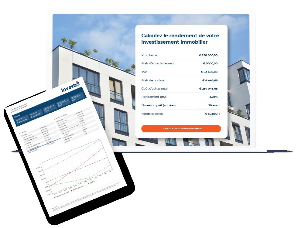 InvestrPro calculation example
